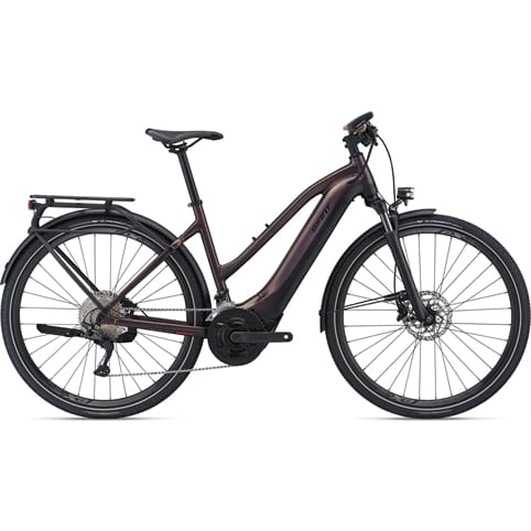 GIANT EXPLORE E+ 1 PRO STAGGER FRAME ELECTRIC BIKE 2021 *