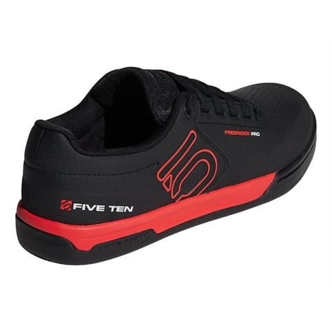 FIVE TEN FREERIDER PRO MOUNTAIN BIKE SHOES [BLACK/RED/WHITE] *