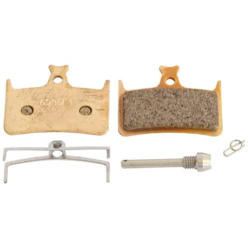 HOPE MONO M4/TECH 3 E4 SINTERED DISC BRAKE PADS *