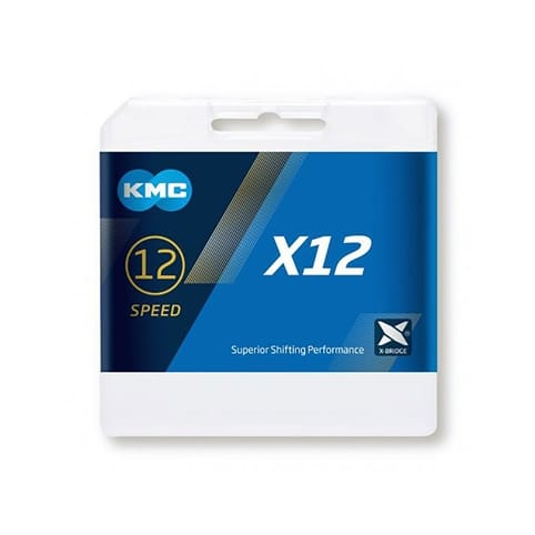 KMC X12 12-SPEED CHAIN **