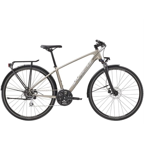 TREK DUAL SPORT 2 EQUIPPED HYBRID BIKE 2021 *