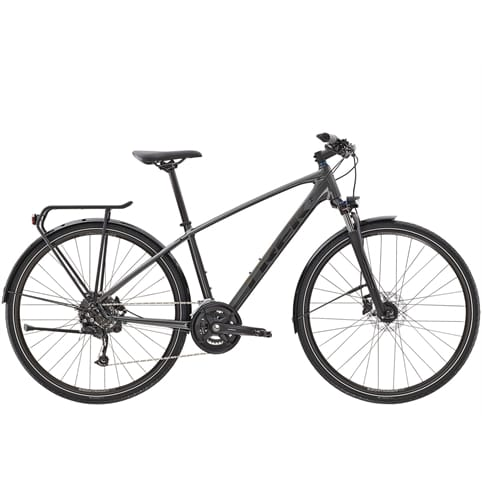 TREK DUAL SPORT 3 EQUIPPED HYBRID BIKE 2021 *