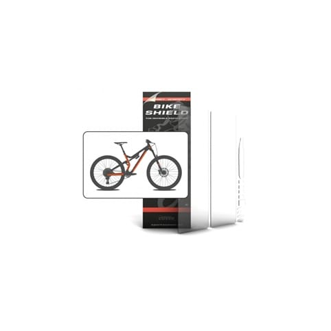BIKE SHIELD MATTE FULL PACK *
