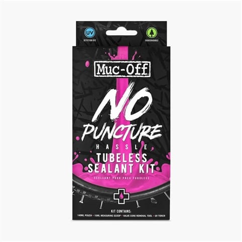 MUC-OFF NO PUNCTURE HASSLE TUBELESS SEALANT KIT *