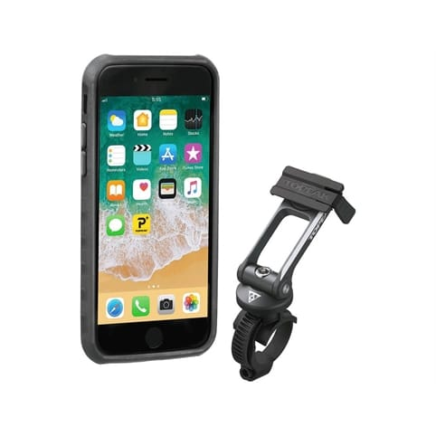 TOPEAK IPHONE X / XS RIDECASE WITH BIKE MOUNT *