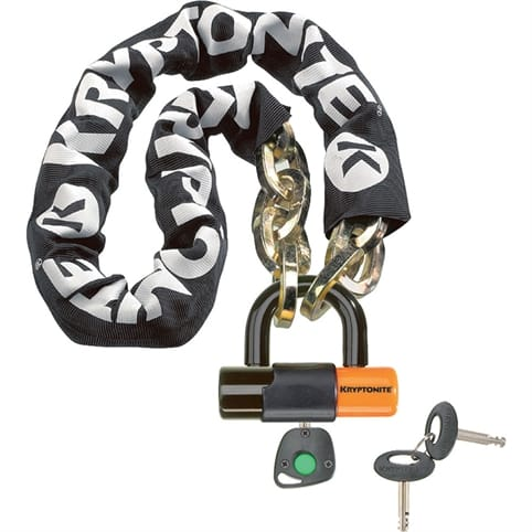 KRYPTONITE NEW YORK CHAIN WITH SERIES 4 DISC LOCK 100 CM