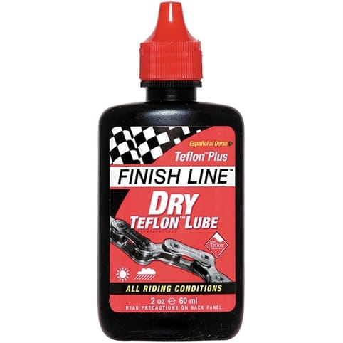 Finish Line Teflon Plus Dry Chain Lube - 2oz