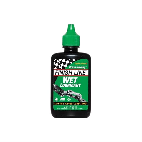 FINISH LINE CROSS COUNTRY WET CHAIN LUBE - 2 OZ