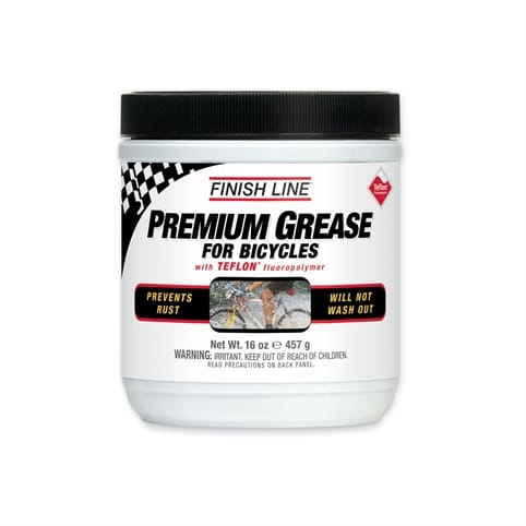 FINISH LINE TEFLON GREASE TUB - 1 LB