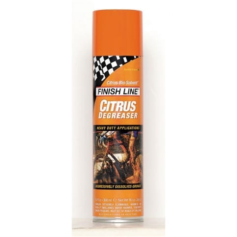 Finish Line Citrus BioSolvent Degreaser - 12oz