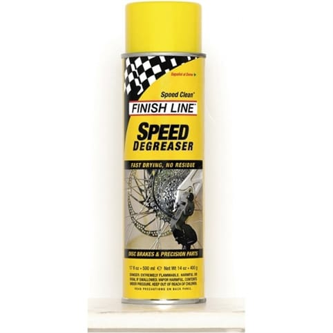 Finish Line Speed Clean