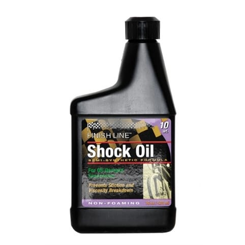 Finish Line Shock Oil 10 wt