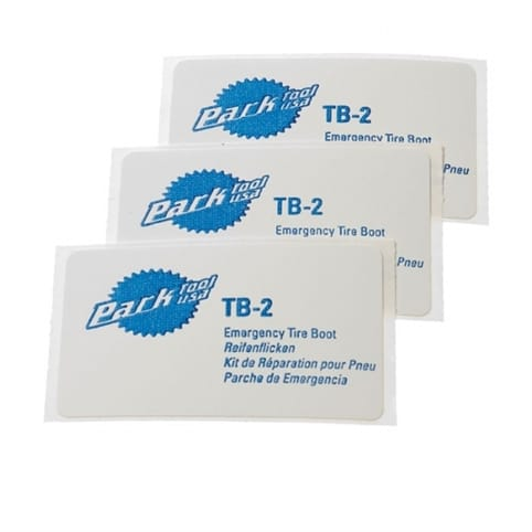 Park Tool TB2C Emergency Tyre Boot (Pack of 3)