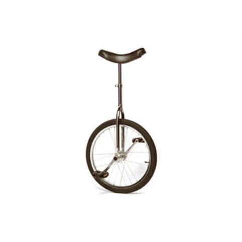 "Raleigh Chrome 20"" Unicycle"