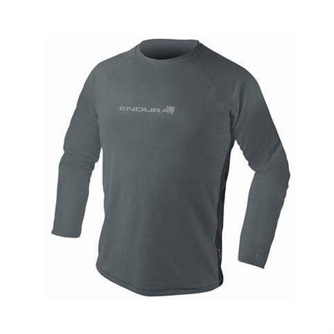 Endura Cairn Long Sleeve Base Layer [GREY]