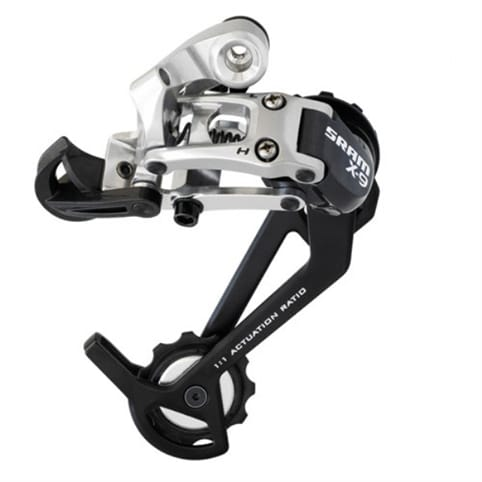 SRAM X.9 Rear Derailleur (9spd) Long Cage