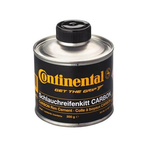 CONTINENTAL CARBON RIM SPECIFIC TUBULAR CEMENT - 200g TIN