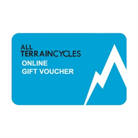ALL TERRAIN CYCLES ONLINE GIFT VOUCHER *