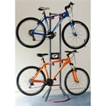 GearUp Platinum Steel 2-Bike Freestanding Rack