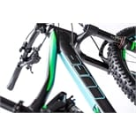 Cube 2015 Sting WLS 120 Race 27.5/29 MTB Bike