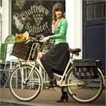 Basil Katharina Double Pannier Bike Bag