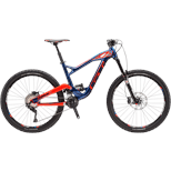 GT Force X Carbon Expert FS MTB Bike 2016
