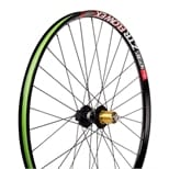 "Hope Stans Flow EX- Pro 2 EVO 29"" S/S Rear DOWNHILL Wheel - STRAIGHT PULL"