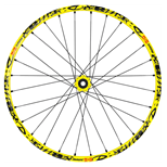 "Mavic Deemax Ultimate 26"" Front Wheel 2016"