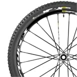 "Mavic Crossmax XL Pro WTS 26"" Front Wheel 2016"