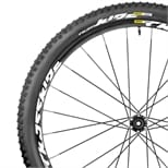 "Mavic Crossride Tubeless Light WTS 27.5"" Front Wheel 2016"