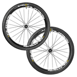 "Mavic Crossride Tubeless Light WTS 29"" Wheelset 2016"