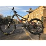 ORANGE ALPINE 6 PRO 650b FS MTB BIKE 2019