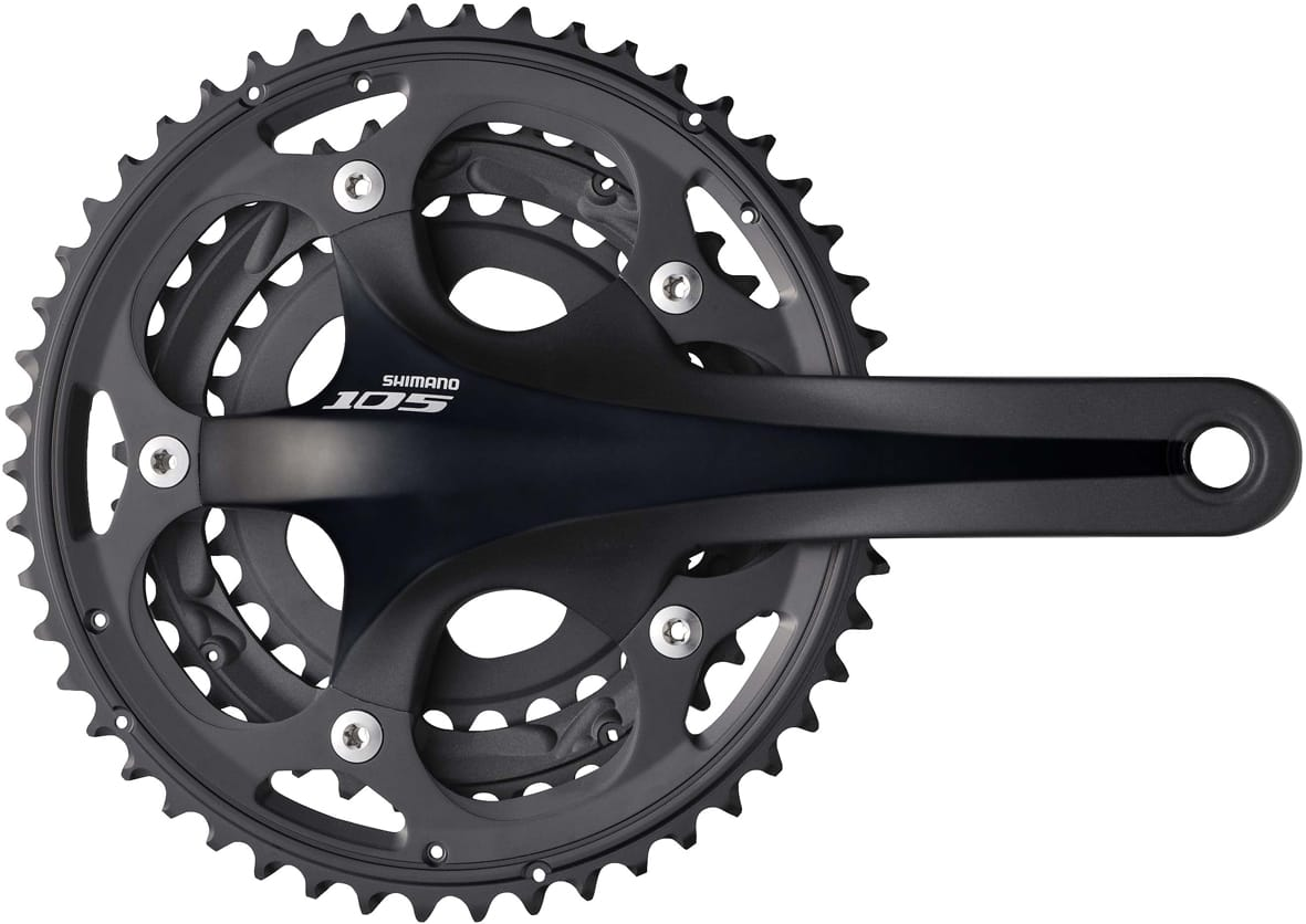 Shimano Fc 5703 105 Triple Chainset All Terrain Cycles