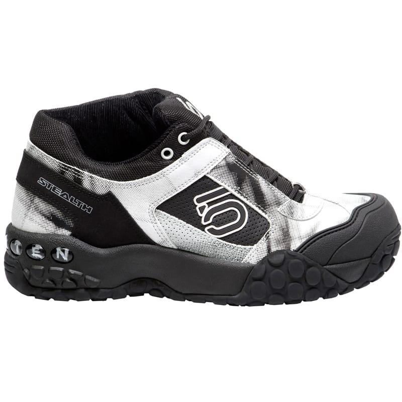 Five Ten Karver Womens Flat Mtb Shoe Ash Grey All