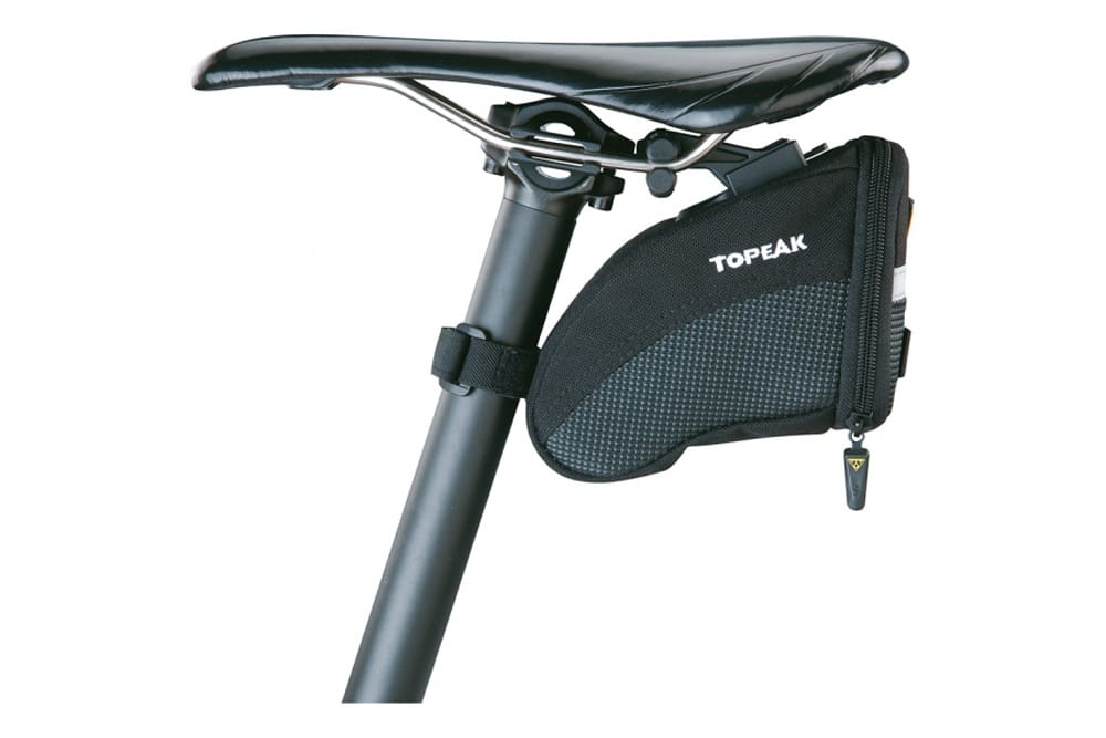 Topeak Aero Wedge Micro With Quickclip All Terrain Cycles
