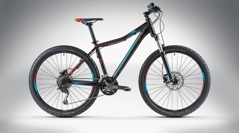 Cube 2014 Access Wls Race Hardtail Mtb Bike All Terrain
