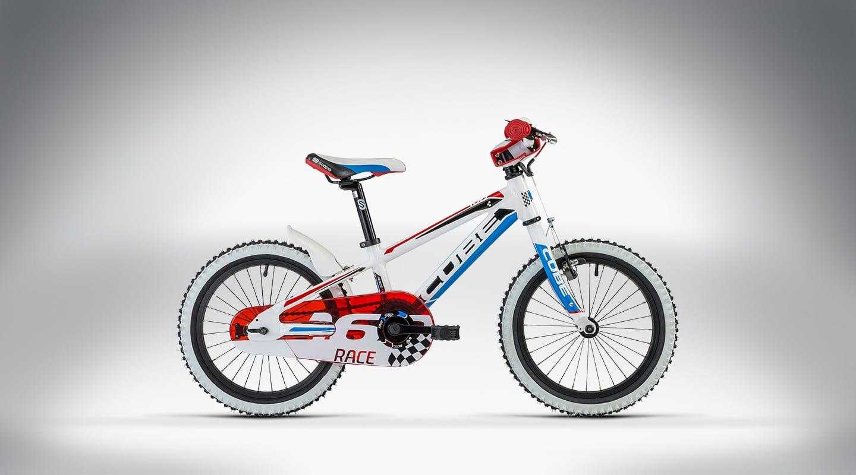 Cube 2014 Kid 160 Boys Bike All Terrain Cycles