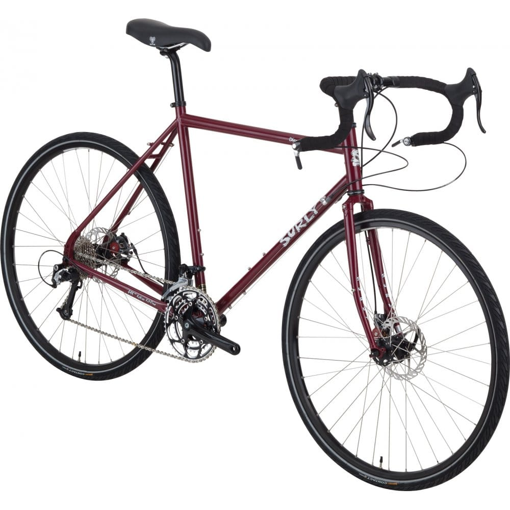 Surly 2014 Disc Trucker 26 Quot Touring Bike All Terrain Cycles