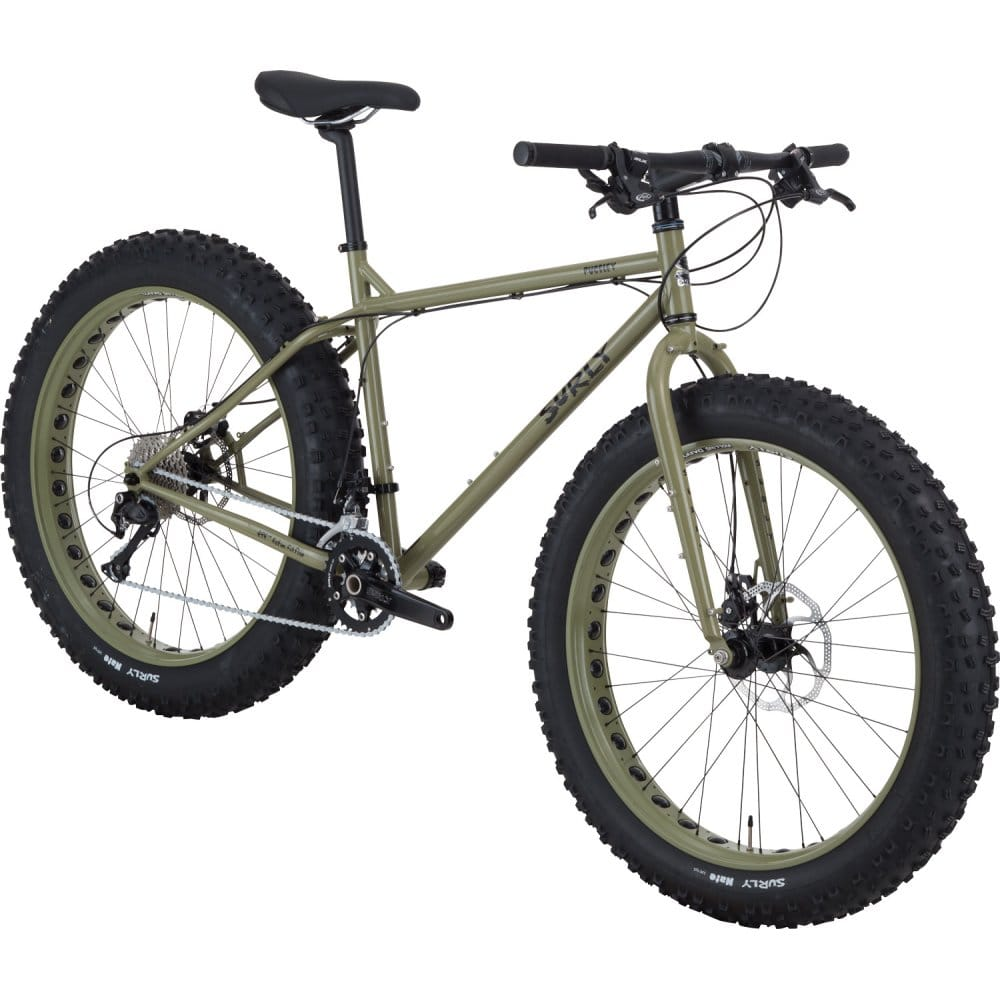 Surly 2014 Pugsley Ops Fat Bike All Terrain Cycles