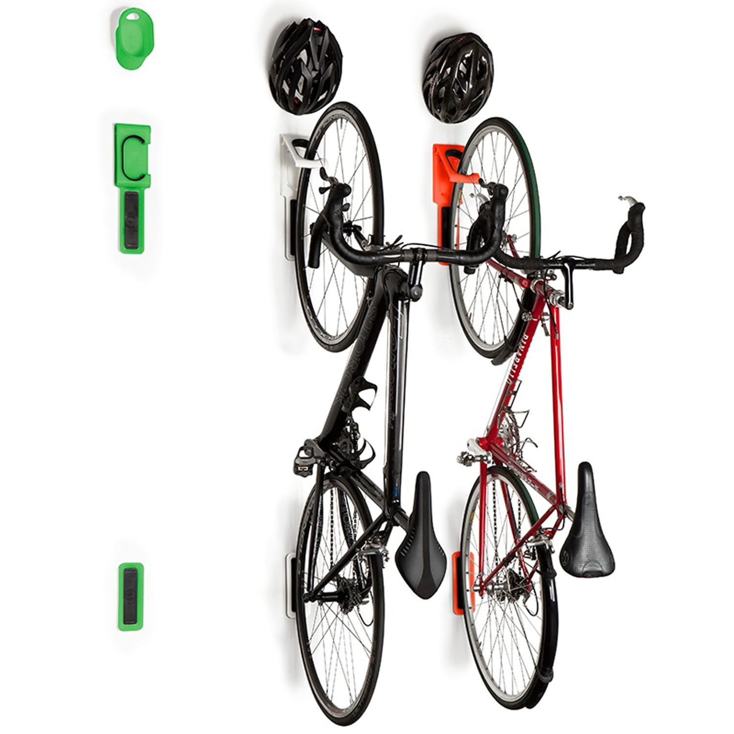 Cycloc Endo Wall Mounted Bike Holder All Terrain Cycles
