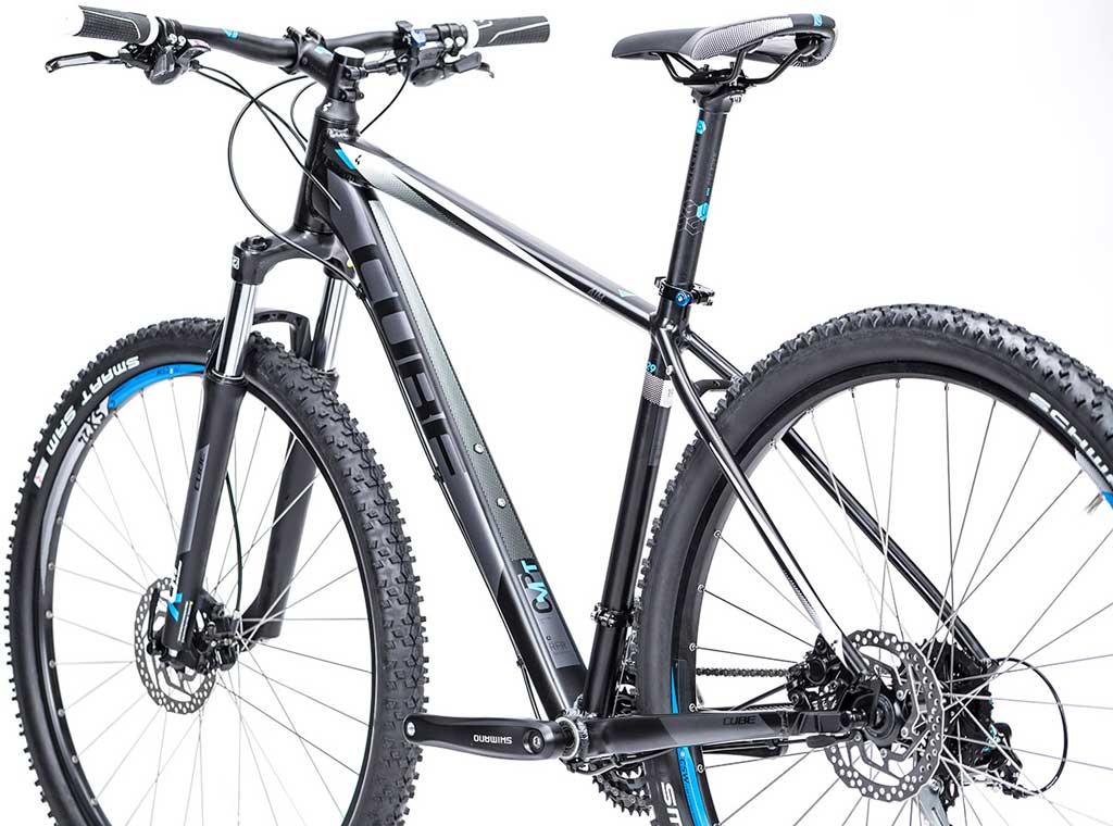 cube 2015 aim sl 650b hardtail mountain bike all terrain. Black Bedroom Furniture Sets. Home Design Ideas