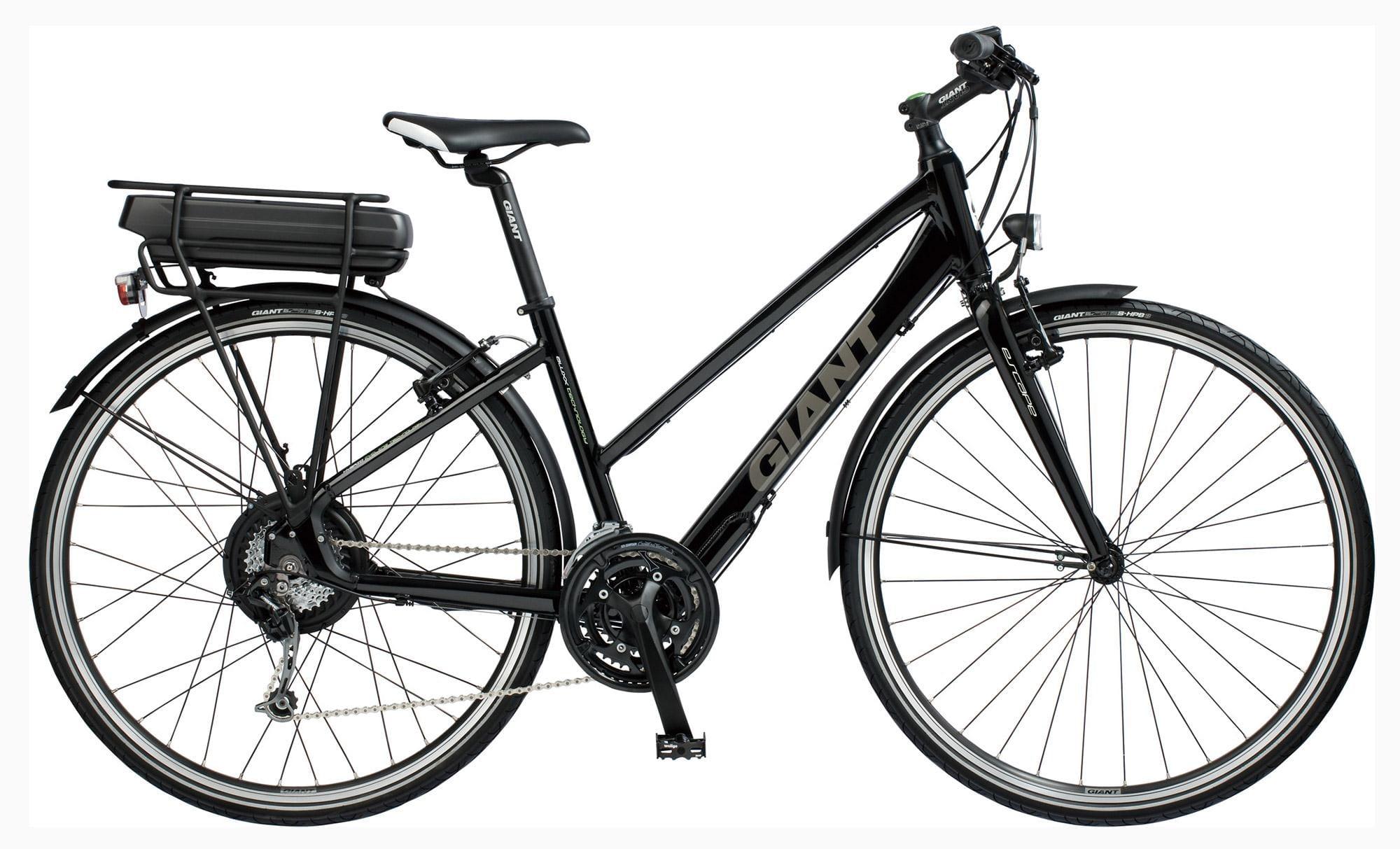 Giant 2015 Escape E Ladies Bike All Terrain Cycles
