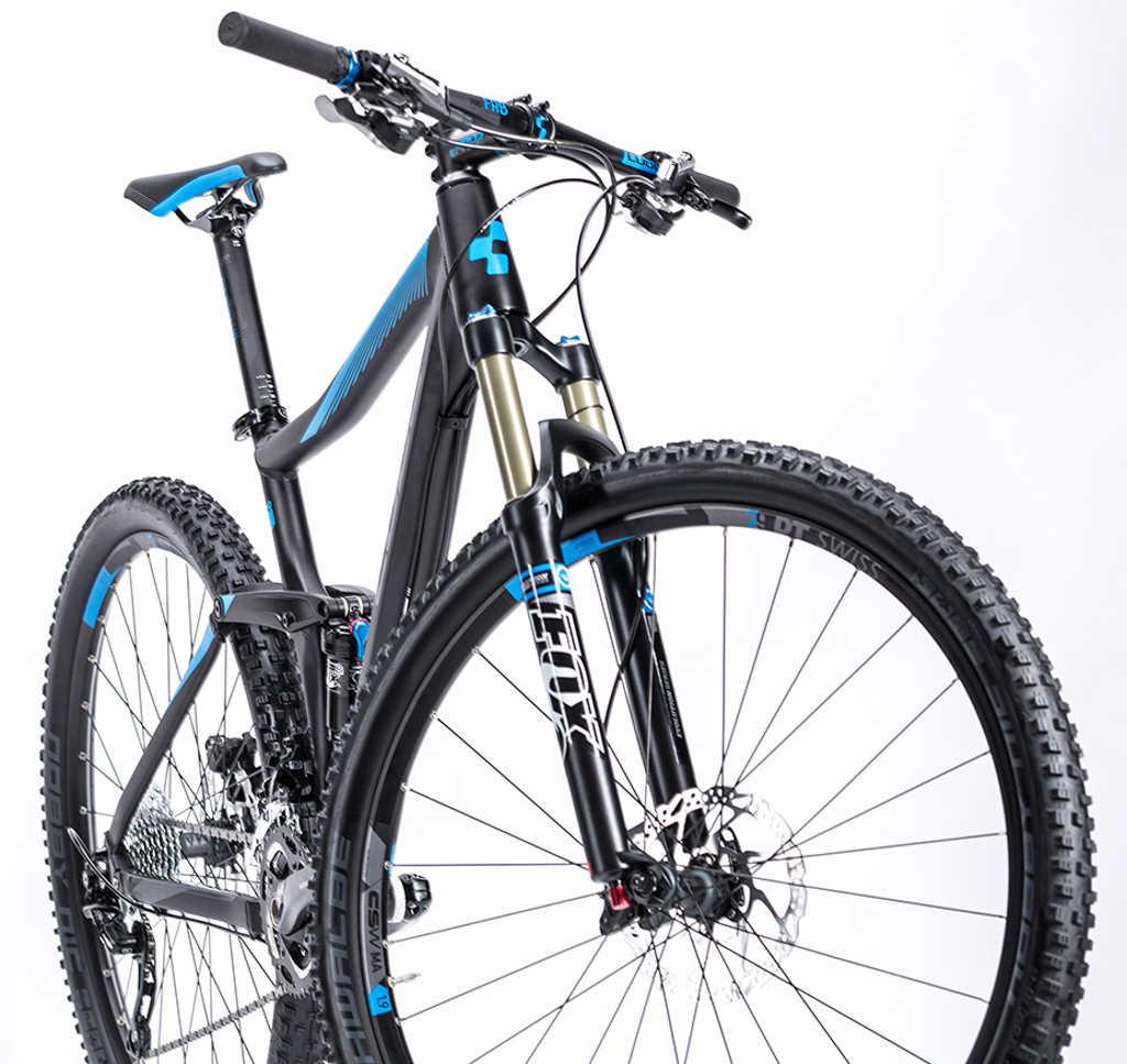 cube 2015 stereo 120 hpa race 29 mtb bike
