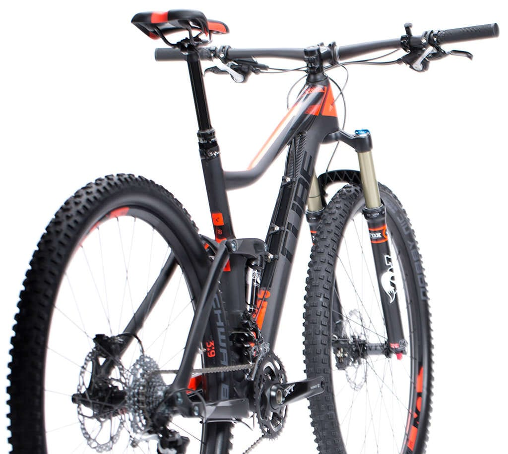cube 2015 stereo 120 super hpc race 29 mtb bike all terrain cycles. Black Bedroom Furniture Sets. Home Design Ideas