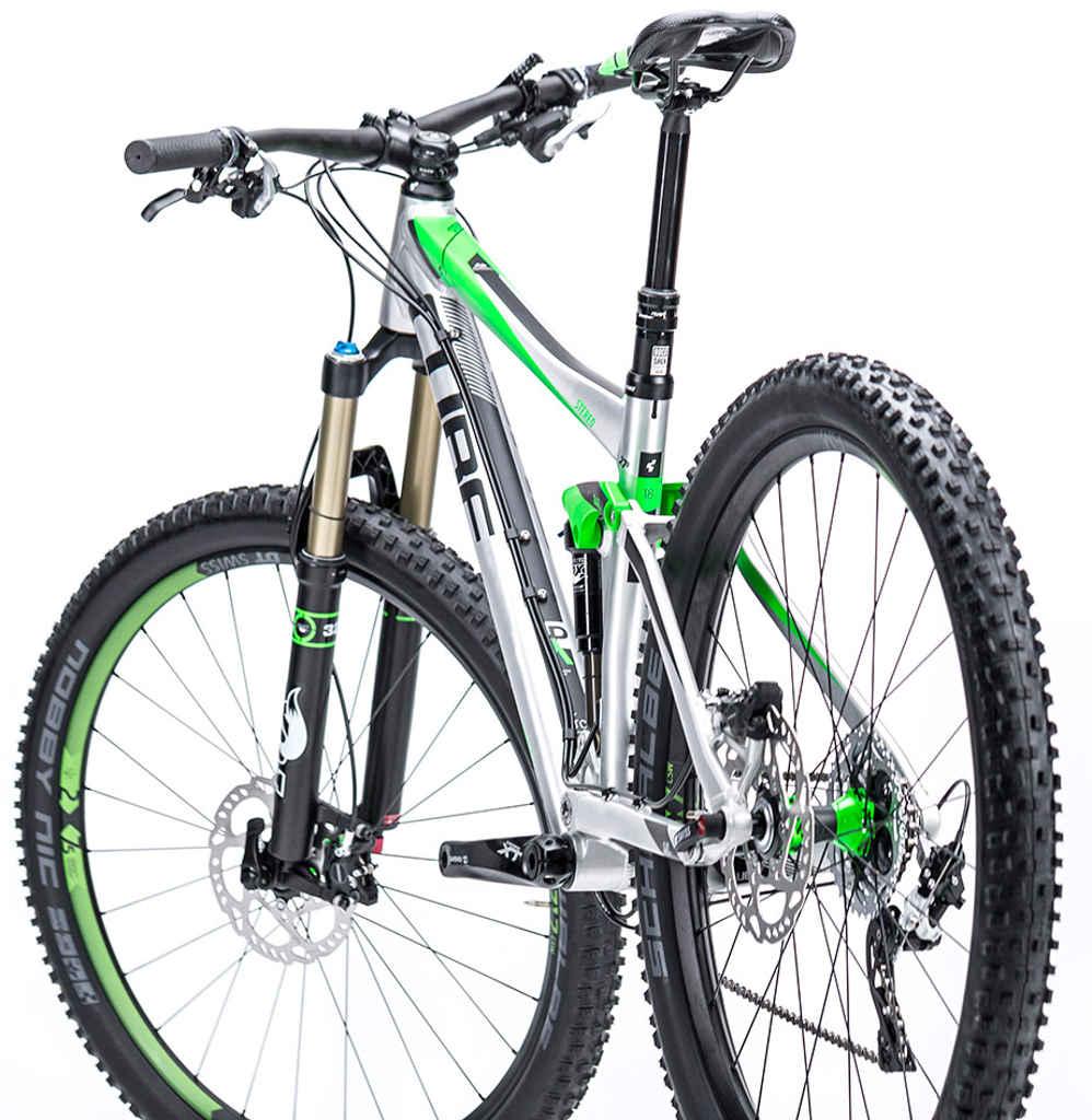 Cube 2015 Stereo 140 Hpa Race 27 5 Mtb Bike All Terrain