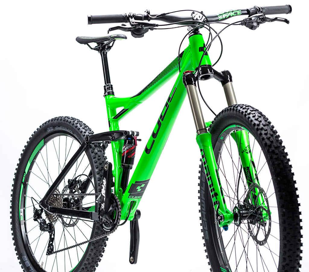Cube 2015 Stereo 160 Hpa Pro 27 5 Mtb Bike All Terrain