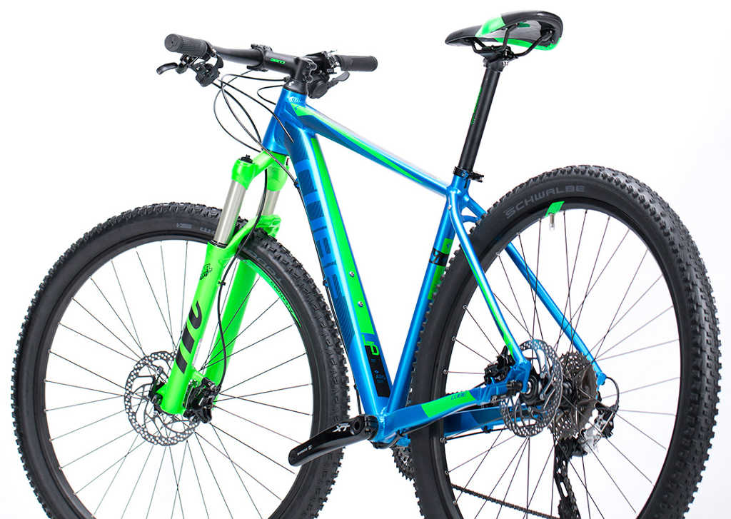 Cube 2015 Ltd Race 29 Hardtail Mountain Bike All Terrain