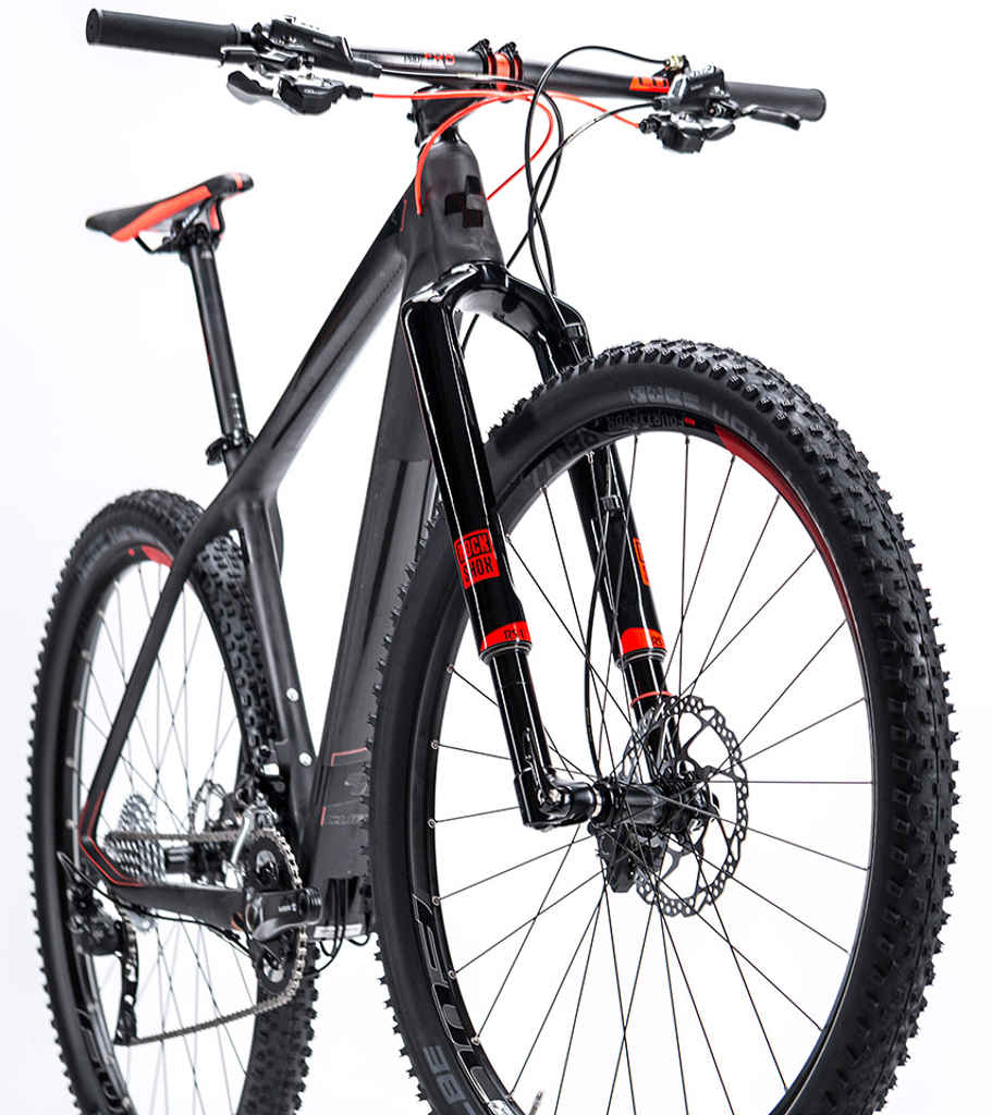 Cube 2015 Reaction Gtc Slt 29 Hardtail Mountain Bike All