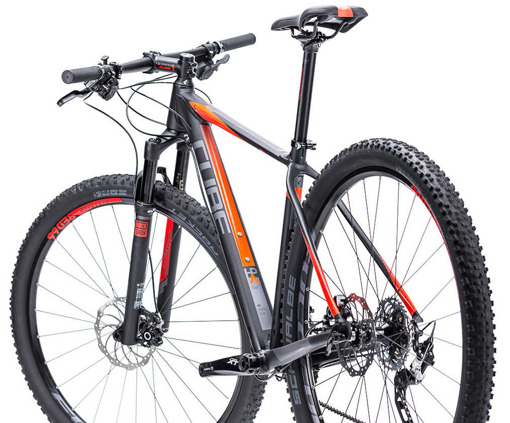 Cube 2015 Reaction Hpa Pro 29 Hardtail Mountain Bike All
