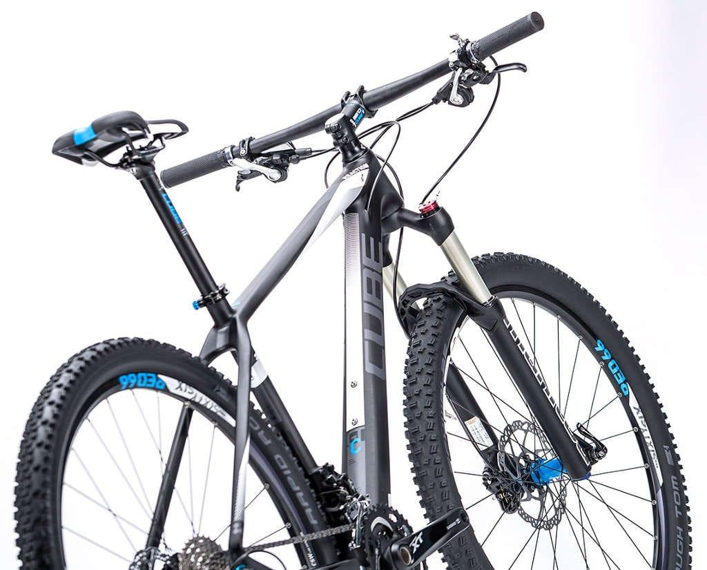 Cube 2015 Reaction Gtc Pro 27 5 Hardtail Mountain Bike